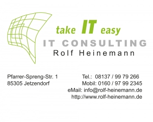 IT-Consulting - Rolf Heinemann